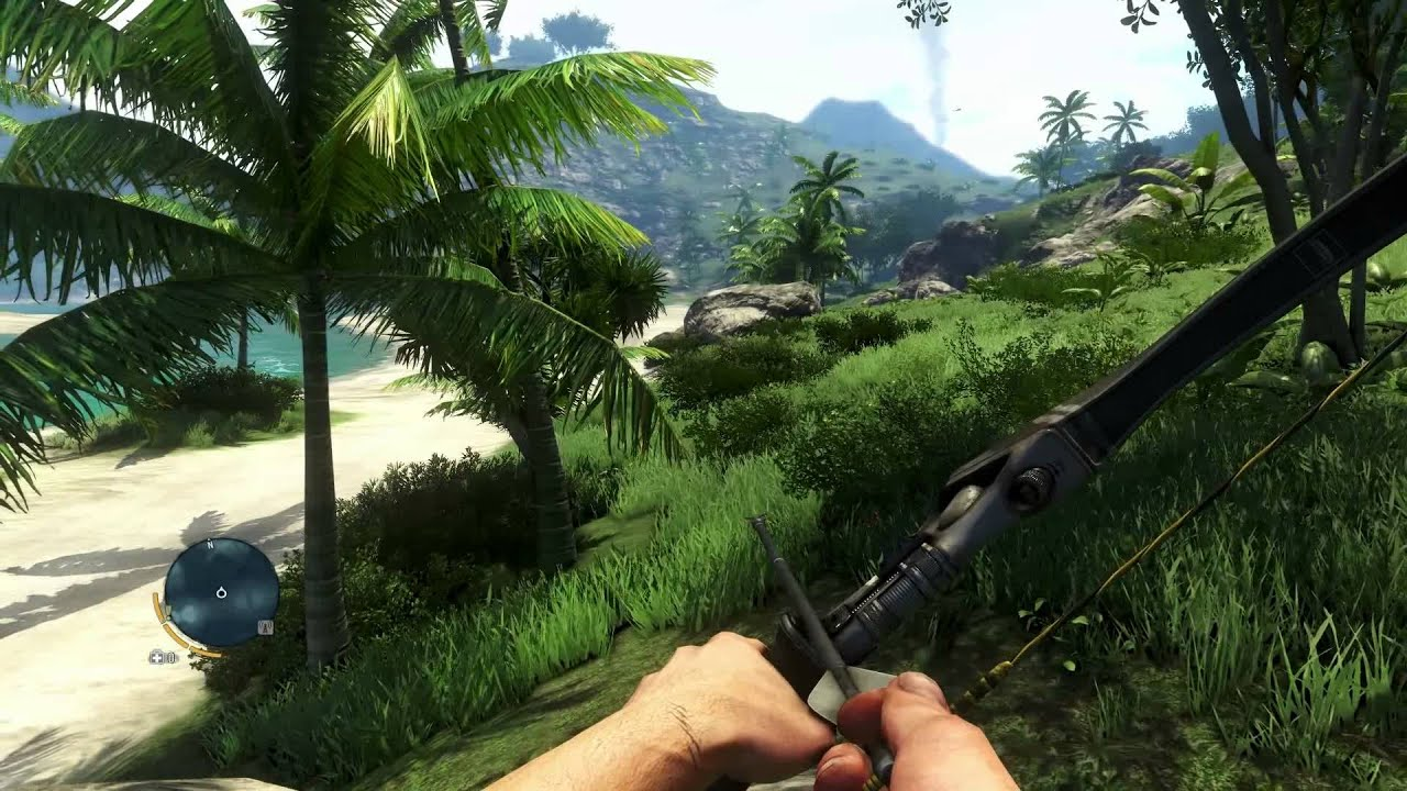Far Cry 3 Pc Gameplay Max Settings 1080p Youtube