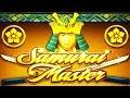 Samurai Master classic slot machine, DBG