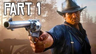 DER ANFANG!! (Red Dead Redemption 2 Gameplay Part 1)