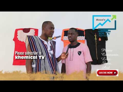 Exclusive interview with African Fashion Designer