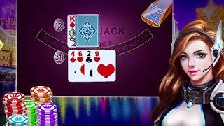Black Jack 21 Free - Casino Black Jack Trainer Card Game Offline screenshot 4
