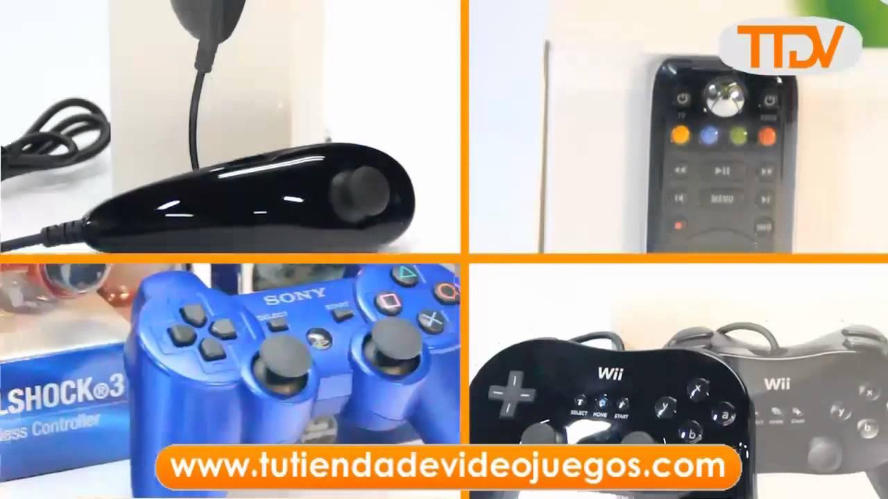 consolas y videojuegos baratos