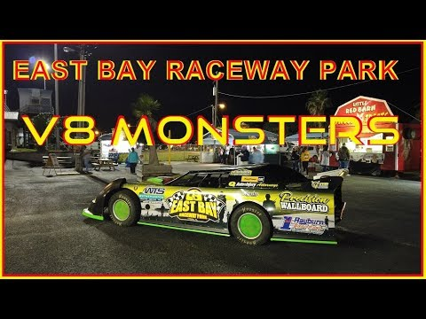 "East Bay Raceway Park ""V8 Monsters"""