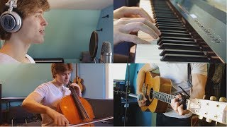 We are Golden - Cover by Nico Grund