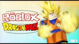 Roblox:Dragon Ball Infinity Saga [Super Funny Glitch!!!]