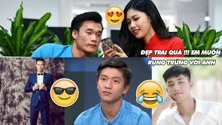 TOP 10 cầu thủ đẹp trai nhất Việt Nam: U23 lấn lướt