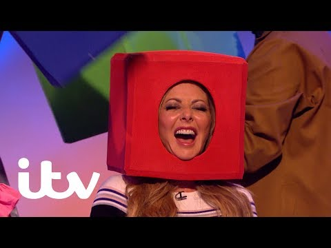 Harry Hill's Alien Fun Capsule | Real Life Tetris | ITV