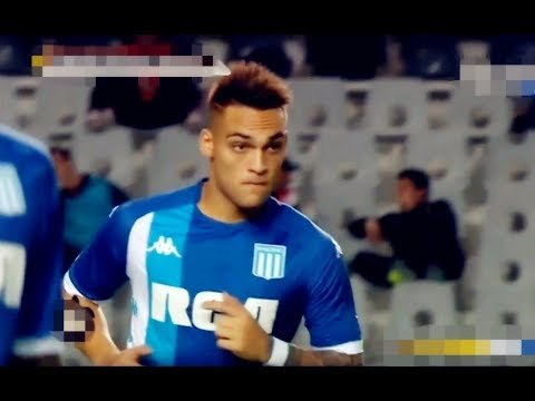 Lautaro Martínez vs Estudiantes LP(06/05/2018)Superliga Argentina 2018 HD 720p