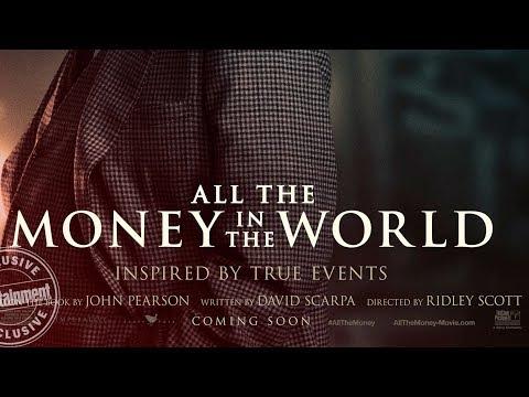 All the Money in the World:2017|Crime CheckOut International Trailer|ByMrBeardStudio