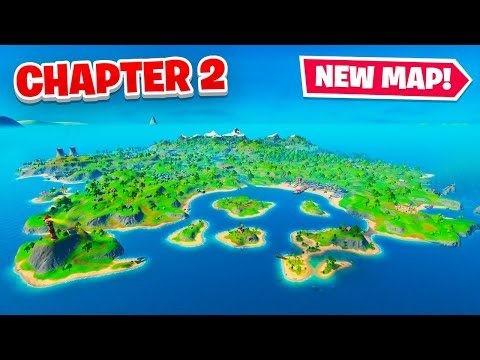 NEW MAP! - FORTNITE CHAPTER 2 LIVE Gameplay (Season 11) thumbnail