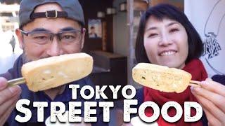 Japanese Street Food | Shibamata Tokyo Japan