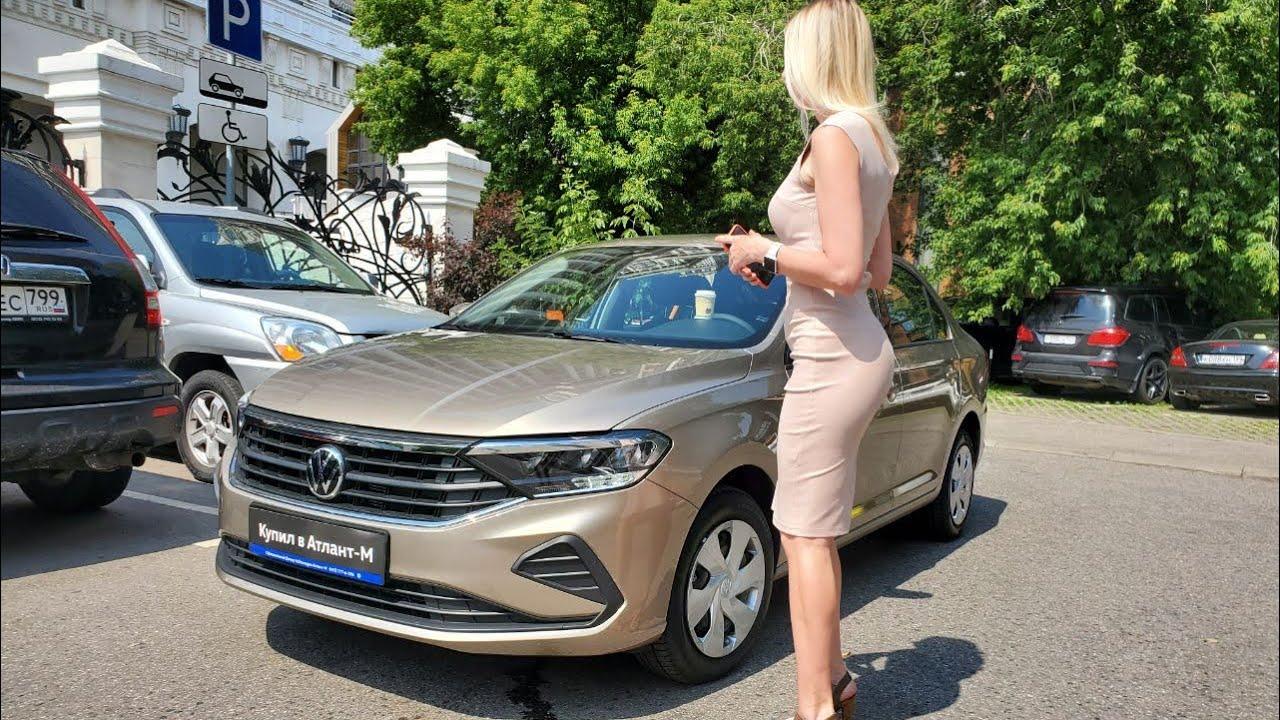 Реакция Давидыча на мой новый Volkswagen Polo. Лиса рулит