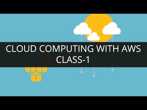 AWS Certification Training - 1 | AWS Tutorial | Cloud Computing Tutorial for Beginners | Edureka