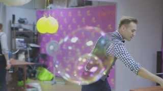 Шоу мыльных пузырей для детей от Антуан Шоу - Москва