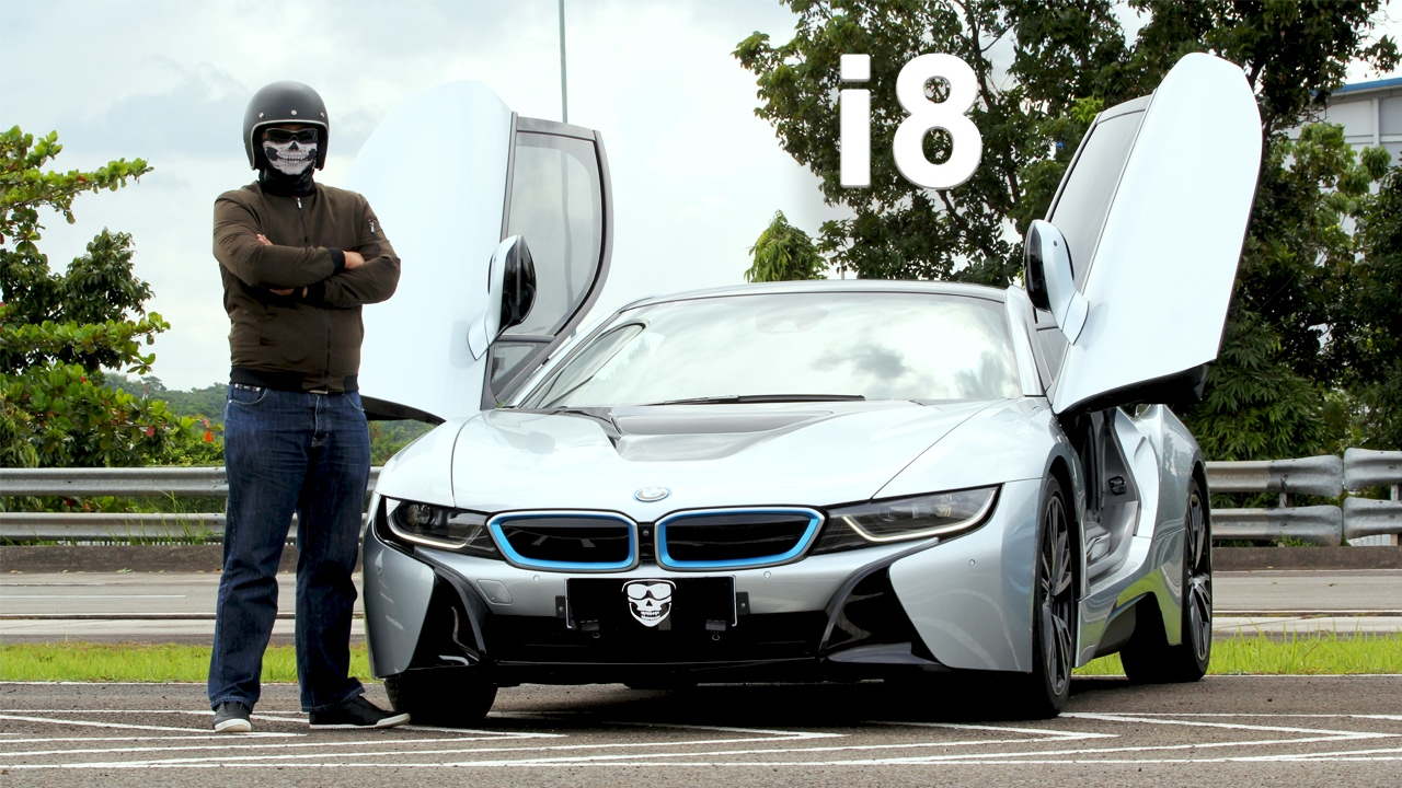 Bmw I8 Indonesia Youtube