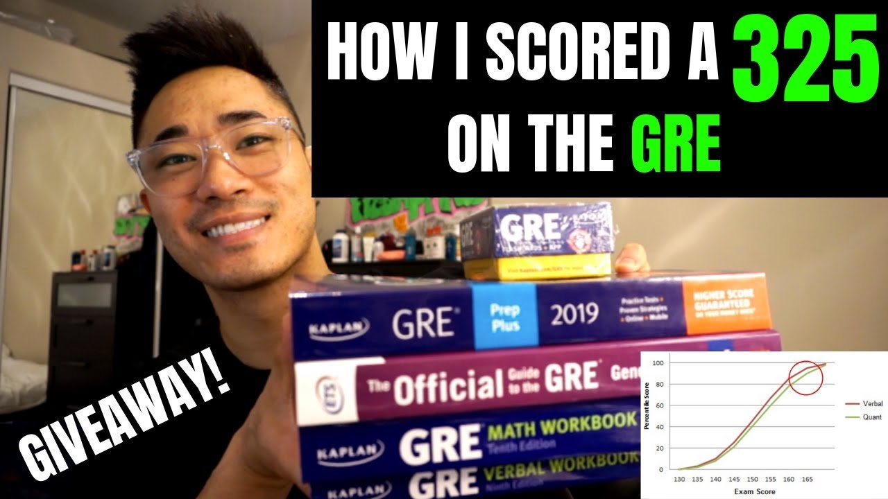 Download HOW I STUDIED FOR THE GRE! | TIPS & STRATEGIES (SCORE 325)