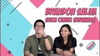 Wow!!! Brandon Salim ternyata suka cewek Surabaya!!!