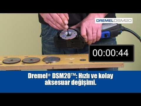 DREMEL SAWMAX DSM20 (DSM20-3/4) - www.markamakina.com