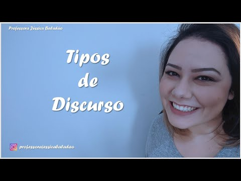 DISCURSO DIRETO E DISCURSO INDIRETOиз YouTube · Длительность: 6 мин58 с