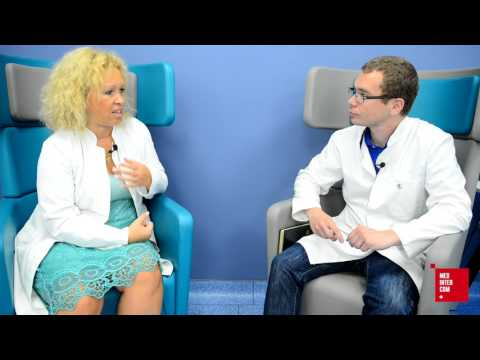 Интервью с Ромих Викторией Валерьевной на тему введение в нейроурологию