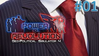 Geo-Political Simulator 4 - Candidato a Presidente da Argentina! ep 01