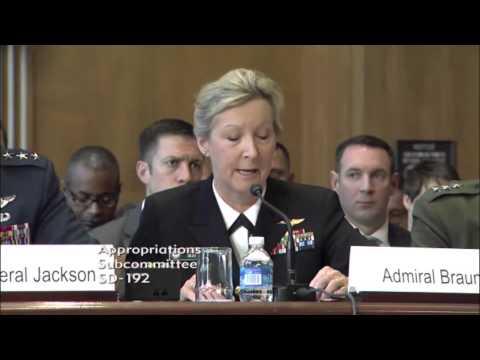 CNR testifies before Senate Appropriations Subcommittee