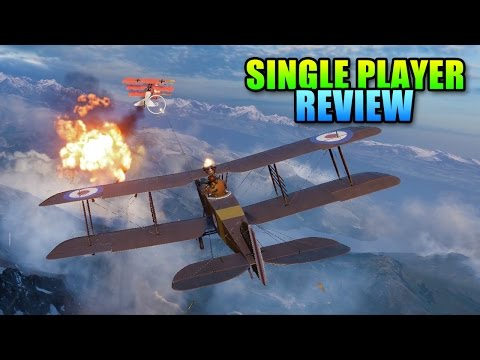 Only 4 Hours! Battlefield 1 Single Player Review