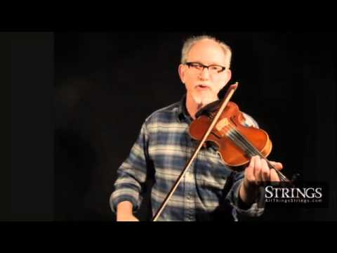 Old-Time Fiddling Tips by Bruce Molsky