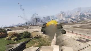 Gta V online movie part 3 Rockstar editor edited game footage.