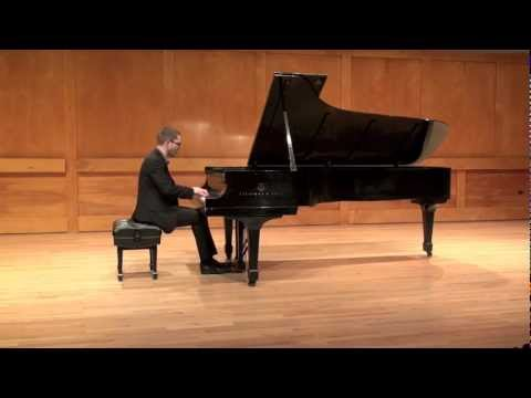 Chopin: Sonata No. 2 in B-flat Minor, op 35, IV Presto - Matthieu Cognet, piano