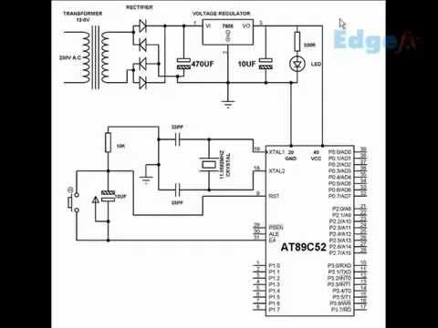 Microcontroller pin configuration with description 8051 microcontroller pin configuration with description 8051 microcontroller youtube ccuart Image collections