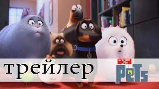 The Secret Life Of Pets - Trailer / Тайная жизнь домашних животных - Трейлер