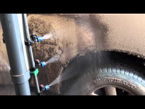 Heavy Duty Pick-up Wash - InterClean Equipment