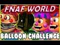 "FNAF WORLD - ALL CHARACTERS! - ""FNAF WORLD"" ALL BB, BALLOON BOY, AND JJ! - FNAF WORLD CHARACTERS"
