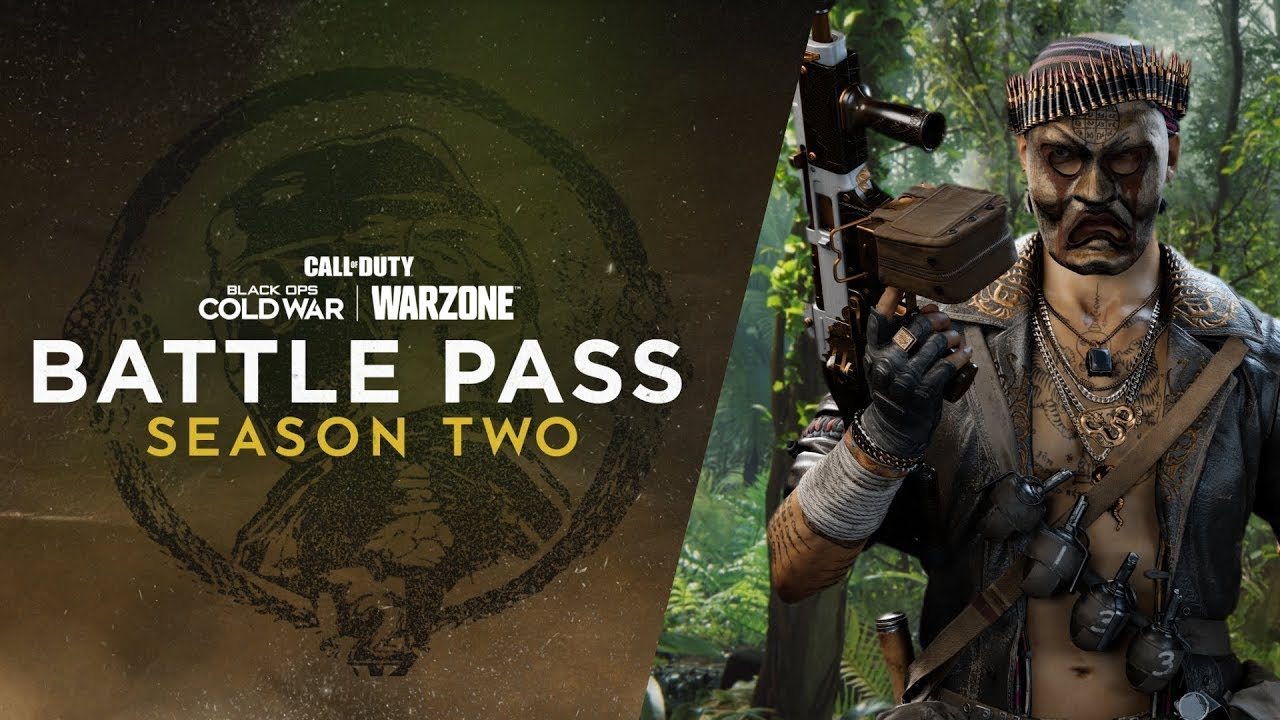 Season Two Battle Pass Trailer | Call of Duty®: Black Ops Cold War & Warzone™