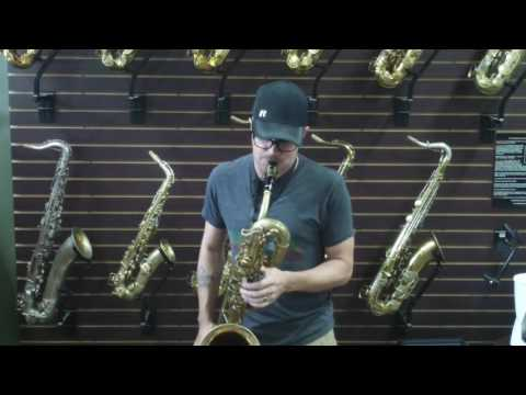 The Hoss by Saxquest - Mouthpiece for Baritone Sax
