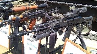 Việt Nam đang nâng cấp AKM theo cấu hình KM-AK của Nga
