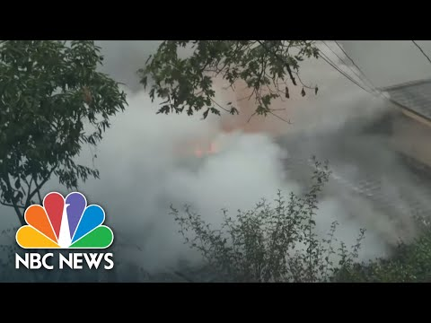 State Of Emergency Declared As Deadly Wildfires Rage In California | NBC Nightly News