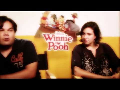 'Winnie The Pooh' Robert Lopez & Kristen Anderson-Lopez Hall Interview