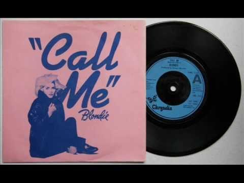 Blondie - Call Me (Acapella)