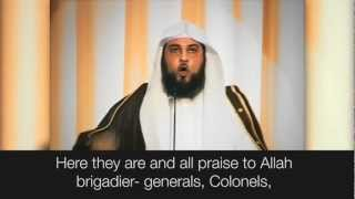 HELP THE JIHAD IN SYRIA!!! WHERE ARE THE MUSLIM RULERS?! | Sheikh Al-Arifi