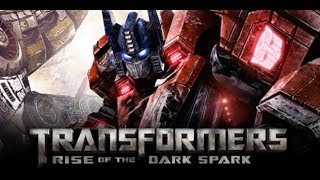 TRANSFORMERS RISE OF THE DARK SPARK #12 - HUNTED