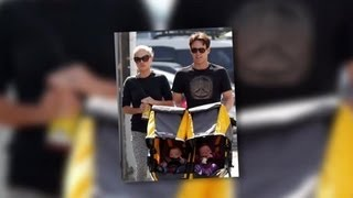 Stephen Moyer Reveals the Names of His Twin Babies With Anna Paquin - Splash News | Splash News TV
