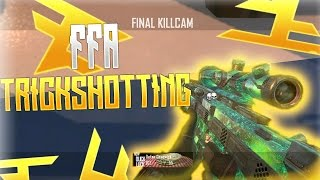 FFA TRICKSHOTTING LIVE ON BO2 - HITTING DANK CLIPS (COME JOIN THE FAMILY FUN)