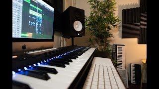 Home Studio Setup Tour