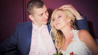 Свадебный клип. Свадьба русская 2015.