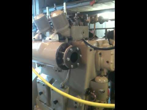 starten industrie diesel