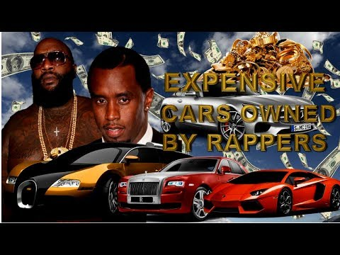 10 Expensive Cars Owned by American Rappers