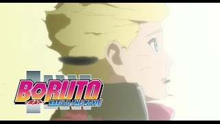 『BORUTO -NARUTO THE MOVIE-』TVCM(父親篇)