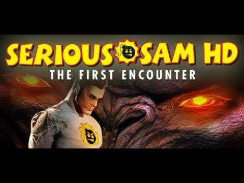 TheRoyalGuard | Serious Sam HD: The First Encounter | Complete Playthrough With My Girlfriend ! ♥